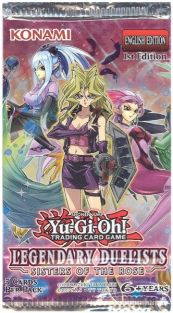 YUGIOH: SISTERS OF THE ROSE BO