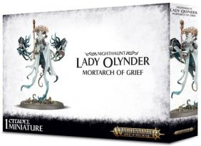 LADY OLYNDER MORTARCH OF GRIEF