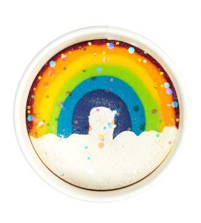 LUXE OVER THE RAINBOW LAND OF DOUGH