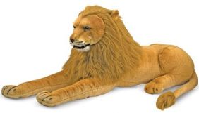 LION-GIANT PLUSH