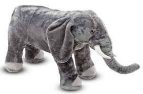 ELEPHANT-GIANT PLUSH