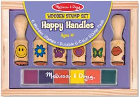 HAPPY HANDLES STAMP SET #2407