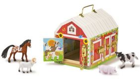 LATCHES BARN PLAY SET