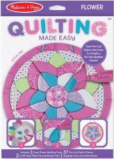 FLOWER-QUILTING MADE EASY CRAF