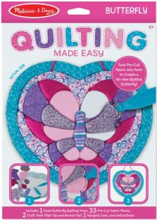 BUTTERFLY-QUILTING MADE EASY C
