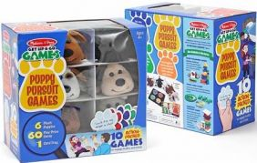 GET UP & GO PUPPY PURSUIT GAME