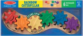 RAINBOW CATERPILLAR GEAR