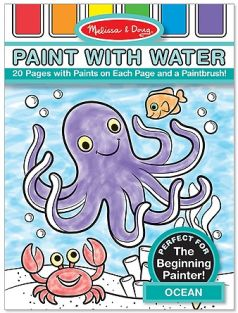 OCEAN PAINT WITH WATER PAD #31