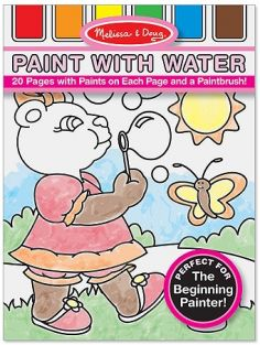 PAINT WITH WATER-PINK