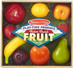 PLAY-TIME PRODUCE PLAY FRUIT