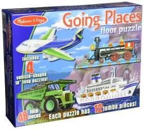GOING PLACES 48-PIECE FLOOR PU