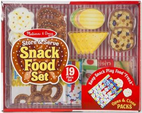 STORE & SERVE SNACK FOOD SET