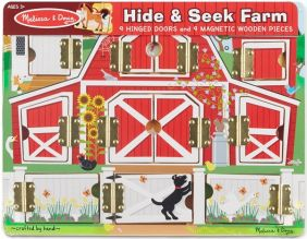 MAGNETIC HIDE & SEEK FARM