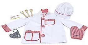 CHEF ROLE PLAY DRESS-UP SET