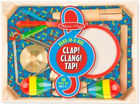 BAND-IN-A-BOX: CLAP! CLANG! TA