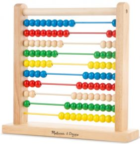 CLASSIC TOY WOODEN ABACUS