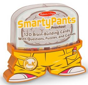 SMARTY PANTS PRESCHOOL CARDS