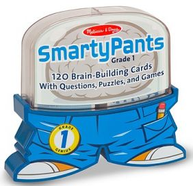 SMARTY PANTS GRADE 1 CARDS