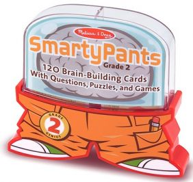 SMARTY PANTS GRADE 2 CARDS