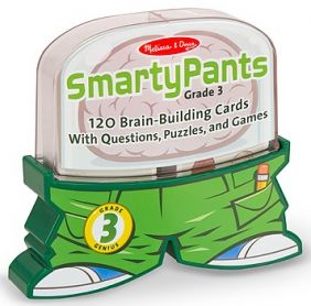 SMARTY PANTS GRADE 3 CARDS