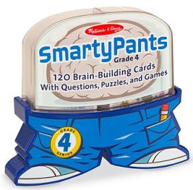 SMARTY PANTS GRADE 4 CARDS #50