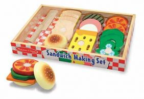 SANDWICH MAKING PLAY SET