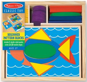 BEGINNER PATTERN BLOCKS SET