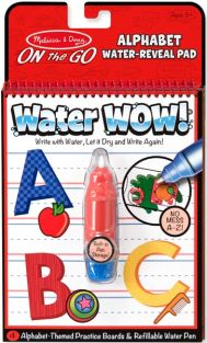 WATER WOW! ALPHABET ON-THE-GO!