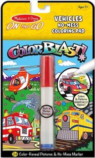 COLORBLAST VEHICLES ON-THE-GO