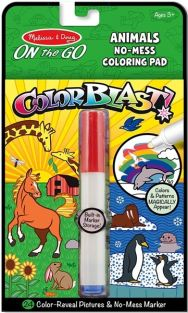 COLORBLAST ANIMALS ON-THE-GO