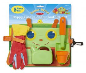 HAPPY GIDDY GARDEN TOOL BELT