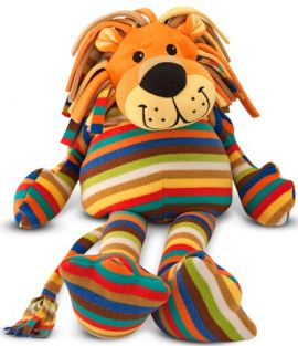 ELVIS LION PLUSH