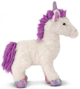 MISTY UNICORN PLUSH