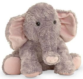 STERLING ELEPHANT PLUSH