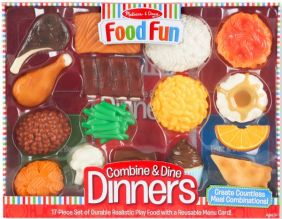 FOOD FUN COMBINE & DINE DINNER (RED)