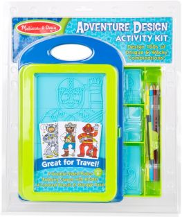 (D)ADVENTURE DESIGN ACTIVITY KIT