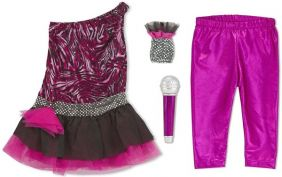 ROCK STAR ROLE PLAY DRESS-UP