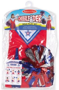 CHEERLEADER-ROLE PLAY COSTUME