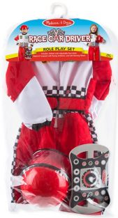 RACE CAR DRIVER ROLE PLAY DRES