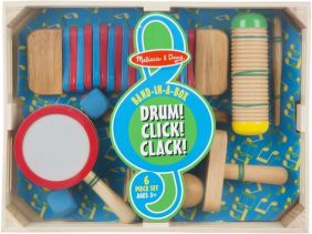 DRUM! CLICK! CLACK! BAND/BOX