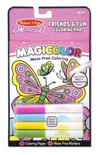 FRIENDS & FUN MAGICOLOR PAD