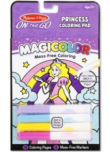 PRINCESS-MAGICOLOR ON THE GO COLORING