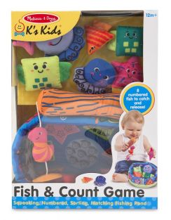 FISH & COUNT GAME