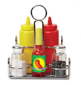 LET'S PLAY HOUSE! CONDIMENT ST