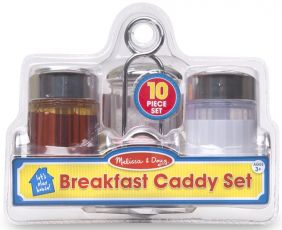 TABLETOP BREAKFAST SET