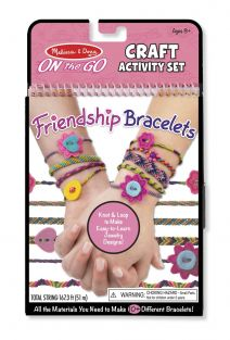 FRIENDSHIP BRACELETS ON-THE-GO