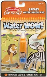 SAFARI-WATER WOW! ON-THE-GO AC