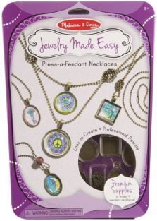 PRESS-A-PENDANT NECKLACES-JEWE
