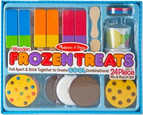 WOODEN FROZEN TREATS