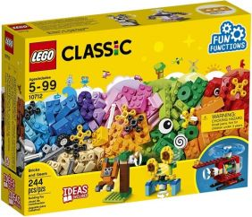 BRICKS AND GEARS-CLASSIC SET